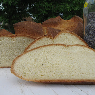 Lavender-Thyme Bread.