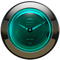 MINOR Laser Clock Widget icon