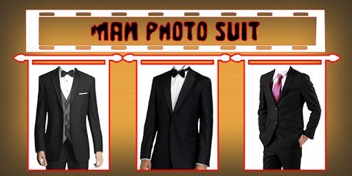 Man Photo Suit Editor