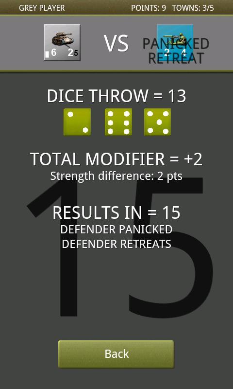 Small General DEMO- screenshot