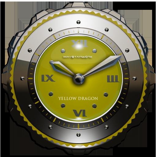 個人化App|龙钟构件黄色 LOGO-3C達人阿輝的APP