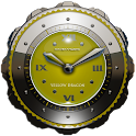 Amarillo Dragon Clock Widget icon
