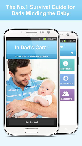 In Dad's Care: Baby Care Guide