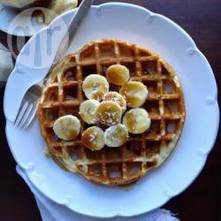 Waffle Batter Recipe