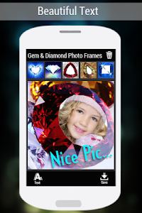 Gem & Diamond Photo Frames screenshot 2
