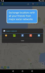 Find My Friends - screenshot thumbnail