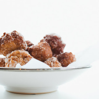 Brown Butter Donut Holes.