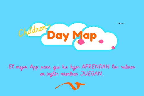 Children's Day Map: miniatura de captura de pantalla