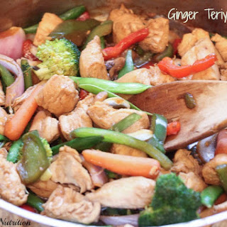 Ginger Teriyaki Stir Fry
