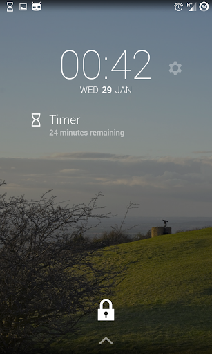 TimerDash DashClock Extension