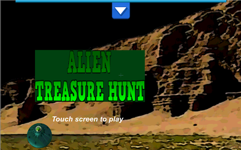 Alien Treasure Hunt - screenshot thumbnail
