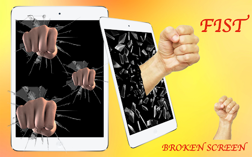 Real Boxing-Broken Screen
