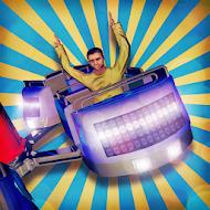 Funfair Ride Simulator 3