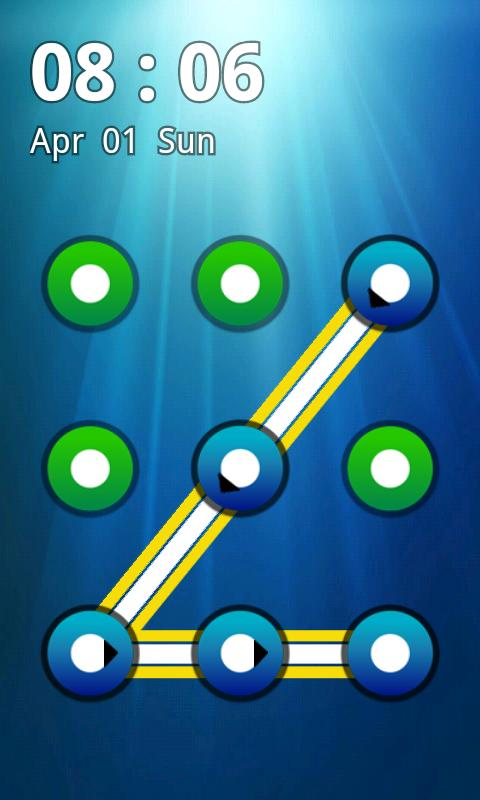 Dot Locker Lite - screenshot