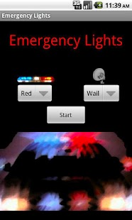 Emergency Lights - screenshot thumbnail