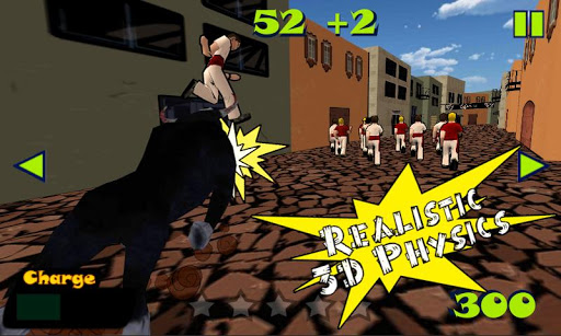 3D Bull Runner hits the android play store