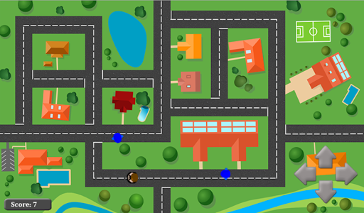 【免費街機App】Runner-APP點子