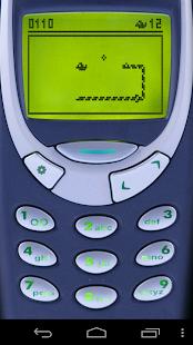 Snake '97: retro phone classic - screenshot thumbnail