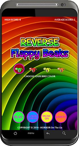 Reverse Flappy Beaks