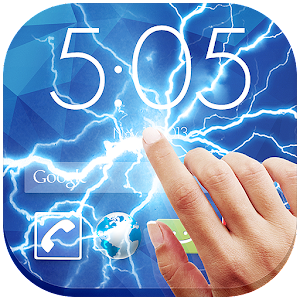 Electric Thunder Screen for PC and MAC