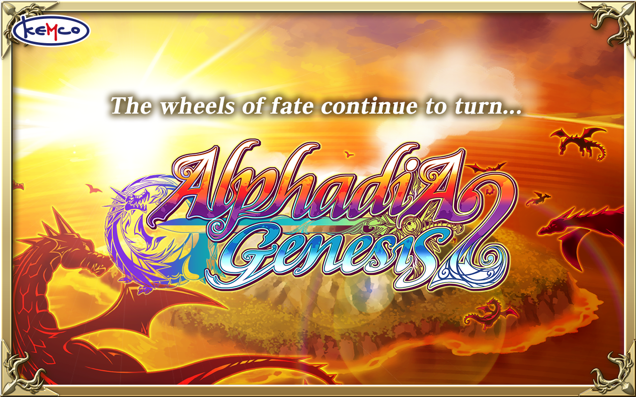 RPG Alphadia Genesis 2- screenshot