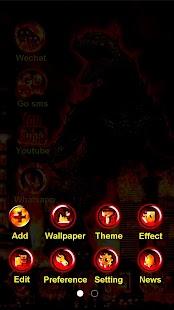 Giant Invader GO Theme - screenshot thumbnail