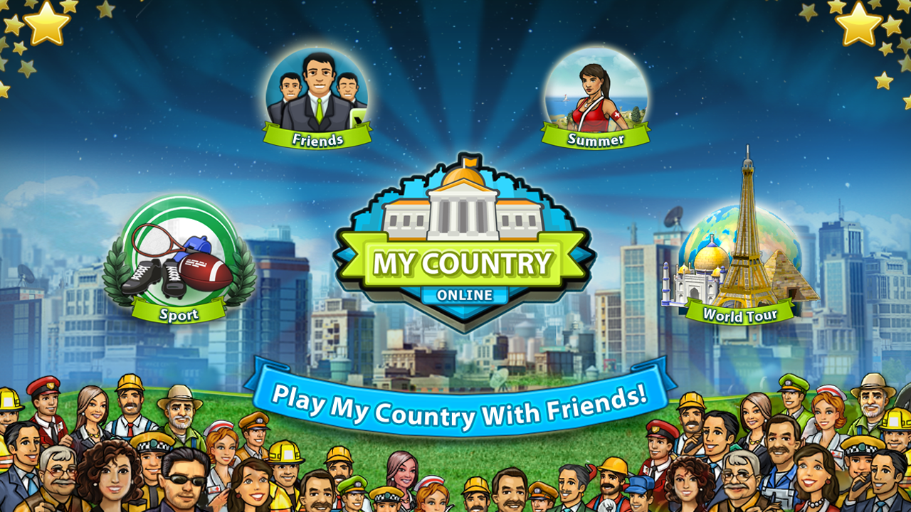 My Country - screenshot