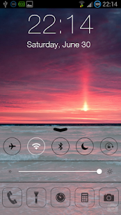 iOS 7 Lockscreen Parallax HD - screenshot thumbnail
