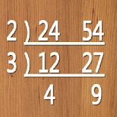 GCD LCM Calculator