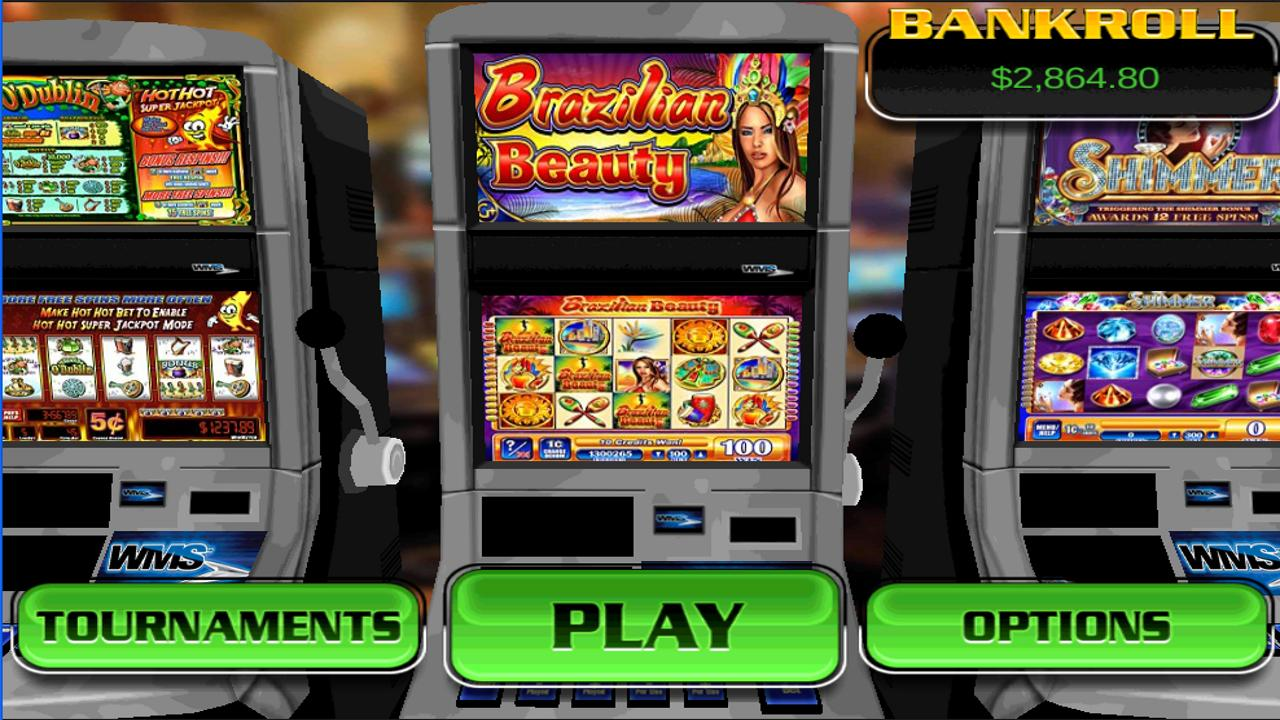 brazilian beauty slot machine