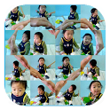 Heart Photo Maker -collage fun icon