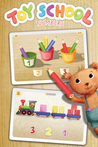 Toy School - Numbers
