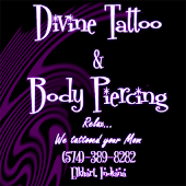 Divine Tattoo