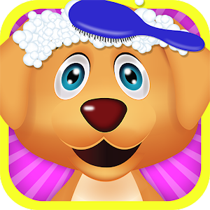Cute Dog Caring – Kids Game for PC and MAC