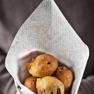Santi Santamaria's Sausage Dooughnuts