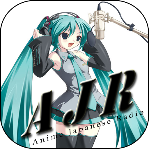 日本動漫電台 音樂 LOGO-玩APPs