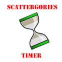 Scattergories Timer icon