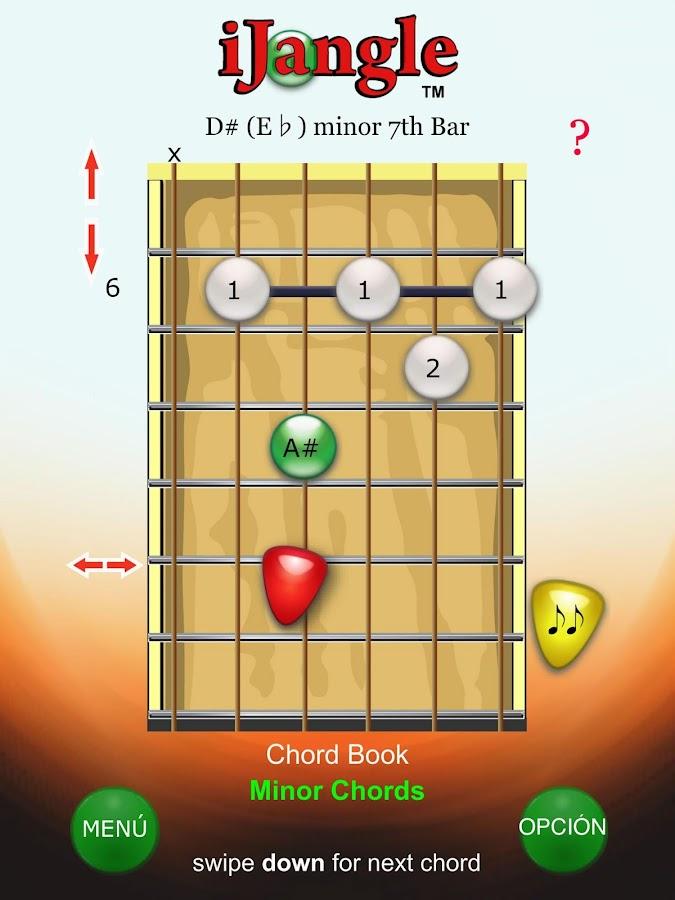 Acordes de Guitarra (GRATIS) - screenshot