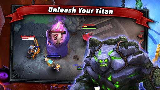Heroes of SoulCraft - MOBA  screenshots 12