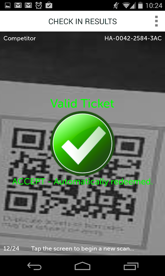 Ticketleap- screenshot