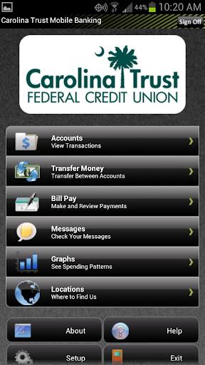 Carolina Trust Mobile Banking
