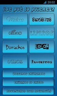 Chistes del ChivaChistes- screenshot thumbnail