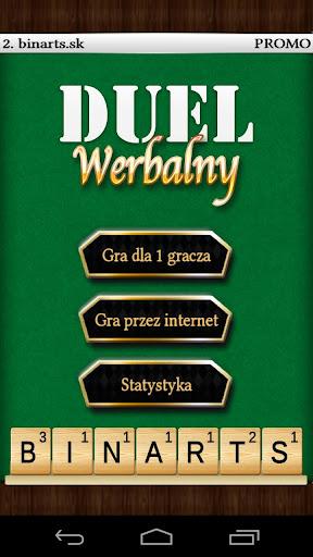 Duel Werbalny