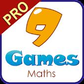 9 Games Maths PRO