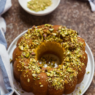 Gluten-free Butternut Squash Bundt Cake