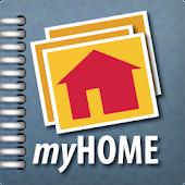 MyHOME Scr.APP.book