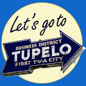 Let's Go to Tupelo Mississippi logo