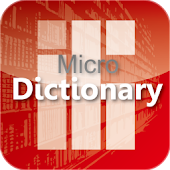 Micro Dictionary - DDC