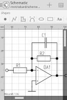 Screenshot of Schematic