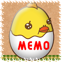 Memo Pad Mukitamago (sticky) icon